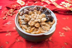 Pen Cai, Poon Choi, Pen Chai, Peng Cai, Big Bowl Feast Royalty Free Stock Image