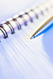 Pen closeup Royalty Free Stock Images