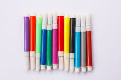Pen color Royalty Free Stock Photos