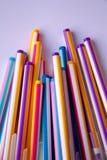 Pen Colorful Fotografie Stock Libere da Diritti