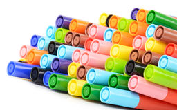 Pen colors Royalty Free Stock Images