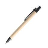 Pen die op wit wordt geïsoleerdk royalty-vrije stock foto