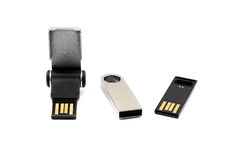 Pen drive Royalty Free Stock Images