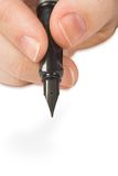 Pen with empty space for writing Royalty Free Stock Photography