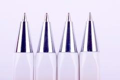 Pen en potlood Stock Fotografie