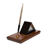 Pen in holder Royalty Free Stock Images