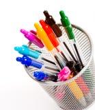 Pen Holder stock images