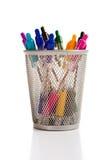 Pen Holder royalty free stock photos