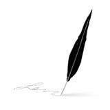 Pen icon Stock Photo