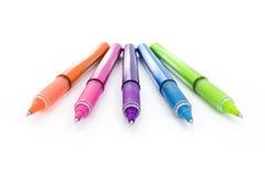 Pen II van de kleur Royalty-vrije Stock Fotografie