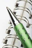 Pen nad notebook Royalty Free Stock Photo