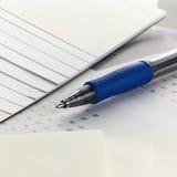 Pen nib. Close up on a pen nib Stock Photo