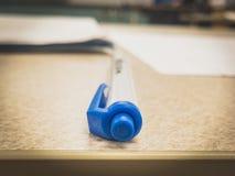 Pen in school Royalty-vrije Stock Fotografie