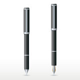 Pen set Royalty Free Stock Photo