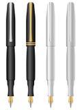 Pen set Stock Image