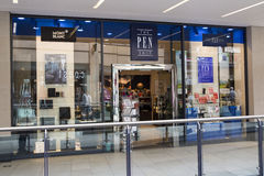 The Pen Shop Royalty Free Stock Photo