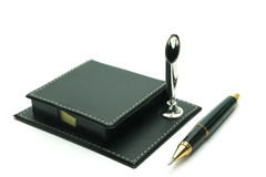 Pen stand Royalty Free Stock Photo