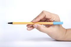 Pen ter beschikking Royalty-vrije Stock Afbeeldingen
