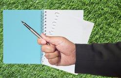 Pen ter beschikking van zaken Royalty-vrije Stock Afbeelding