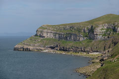 Pen Trwyn, Great Orme. Royalty Free Stock Image