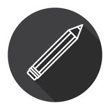Pen Write Sign Up Icon Images libres de droits