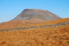 Pen-y-ghent Royalty Free Stock Photos