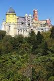 pena Πορτογαλία κάστρων Στοκ Φωτογραφίες