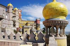pena дворца Стоковое Изображение RF