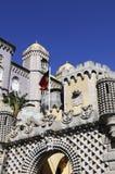 Pena castle Royalty Free Stock Photos