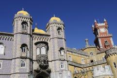 Pena castle Stock Image