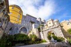 Pena castle stock images
