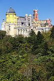 Pena castle, Portugal Stock Photos