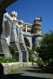 Pena castle in Sintra Stock Photography