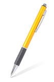 Pena de ball-point isolada Foto de Stock