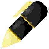 Pena de esferográfica. eps10 Foto de Stock Royalty Free