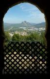 Pena de los enamorados from Alcazaba, Antequera. Royalty Free Stock Images