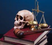 Pena di morte Fotografia Stock Libera da Diritti