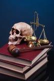 Pena di morte Fotografie Stock Libere da Diritti