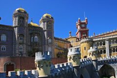 Pena National Palace Royalty Free Stock Image