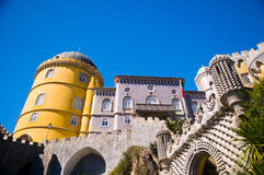 Pena National Palace Stock Photography
