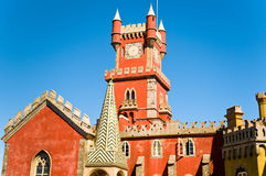 Pena National Palace Stock Images