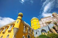 Pena National Palace Royalty Free Stock Photos