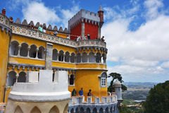 Pena National Palace, Portugal Royalty Free Stock Image