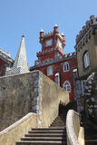 Pena National Palace in Sintra Royalty Free Stock Photos