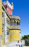 Pena National Palace. Sintra Royalty Free Stock Photos