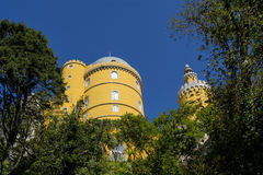 Pena National Palace, Sintra Royalty Free Stock Photography
