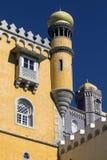 Pena National Palace - Sintra near Lisbon - Portugal Royalty Free Stock Photography