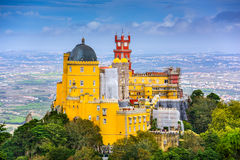 Pena National Palace Stock Image