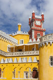 Pena national palace, Sintra Royalty Free Stock Photo