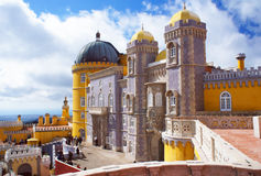 Pena National Palace Royalty Free Stock Photography